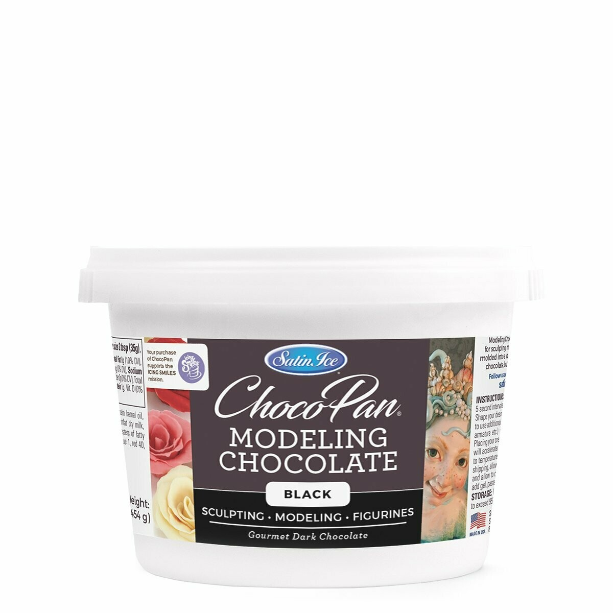 ChocoPan Modeling Chocolate by Satin Ice (Multiple Colors)