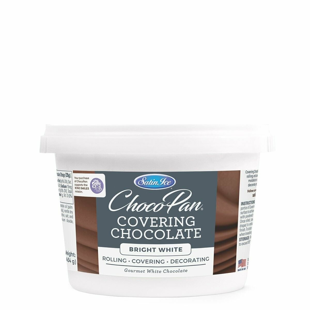 ChocoPan Covering Chocolate by Satin Ice (Multiple Colors)