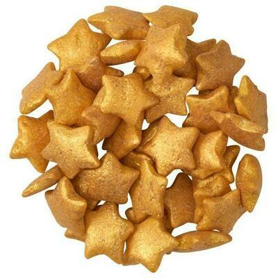 Confetti Quins Gold Stars
