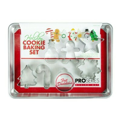 Holiday Cookie and Baking Sheet Set