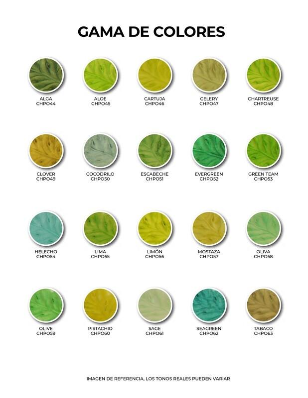 Leaf Tones Matte Dusting Set (20 Colors!)