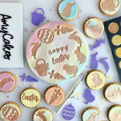 Sweet Stamp Easter Elements