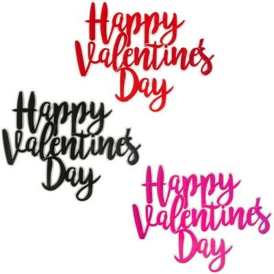 Happy Valentine's Day Colors