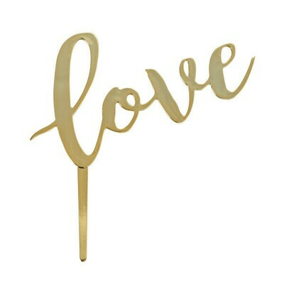 Love Topper Gold