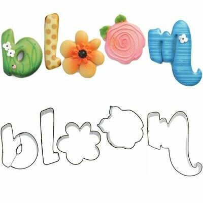 Bloom Cutter Set by Blyss