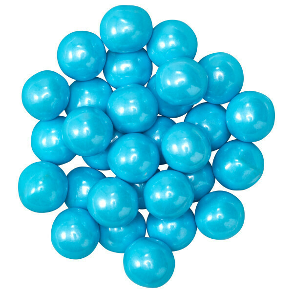Blue Shimmer Sixlets