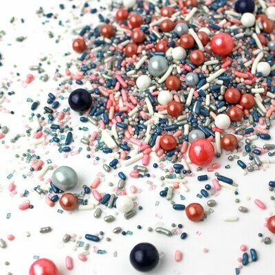 Always A Bridesmaid Sprinkle Mix