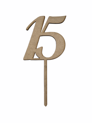 15# Topper