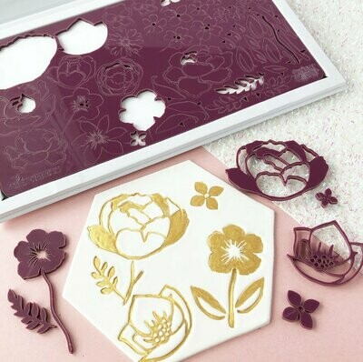 Sweet Stamp Botanical Dreams by the Cakestress