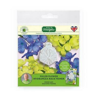 NL Filler Flower Back Hydrangea Veiner
