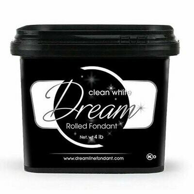Dream Fondant Clean White 4lb