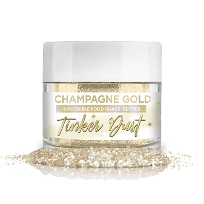 Tinker Dust Champagne Gold