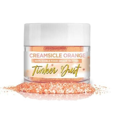 Tinker Dust Creamsicle Orange