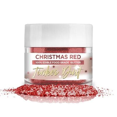 Tinker Dust Christmas Red