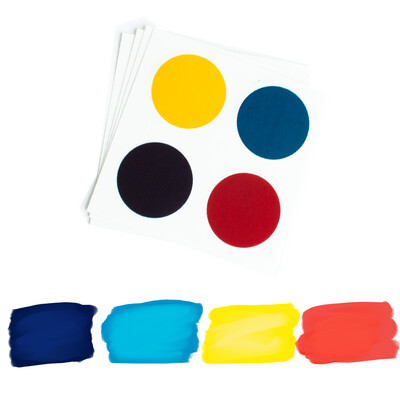 PYO Edible Paint Palettes - 4th Of July
