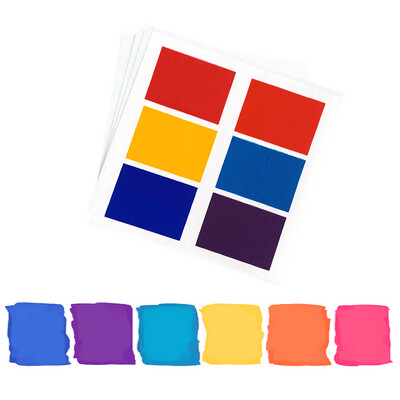 PYO Edible Paint Palettes - Brights