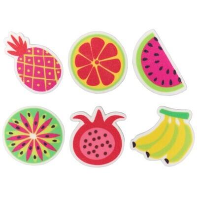 Tropical Fruit Sugar Decor