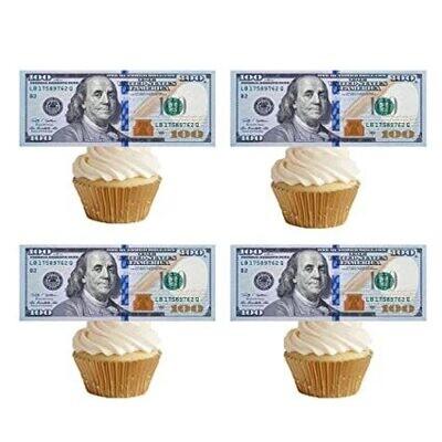 Wafer Paper Designs (Money)