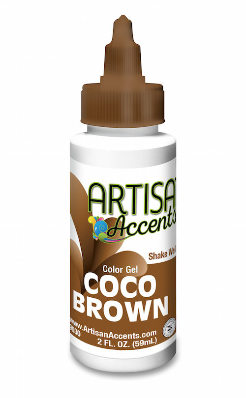 AA Coco Brown Gel*