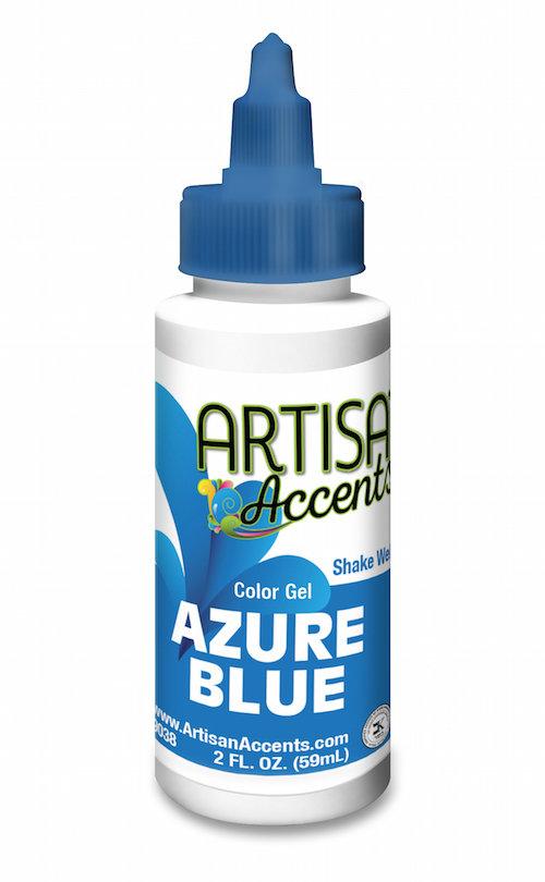 AA Azure Blue Gel*
