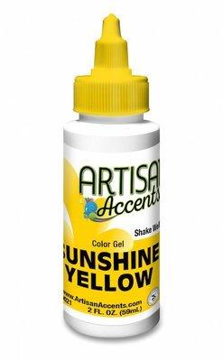 AA Sunshine Yellow Gel*