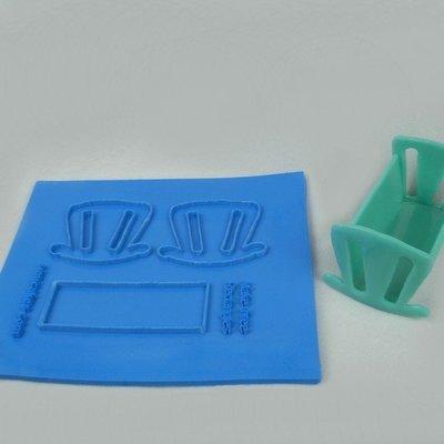 Simi Sculpture Kit Cradle