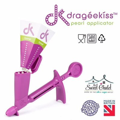 Drageekiss 2.0 Applicator with FREE PRESS ICE TOOL (International Inquiries Please Contact us before Ordering)