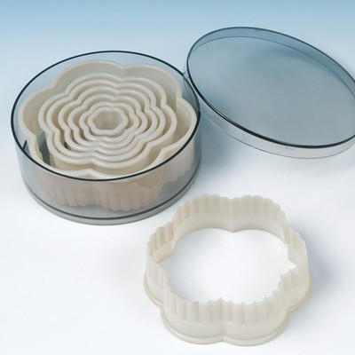 Fluted Petal Nylon Cutter