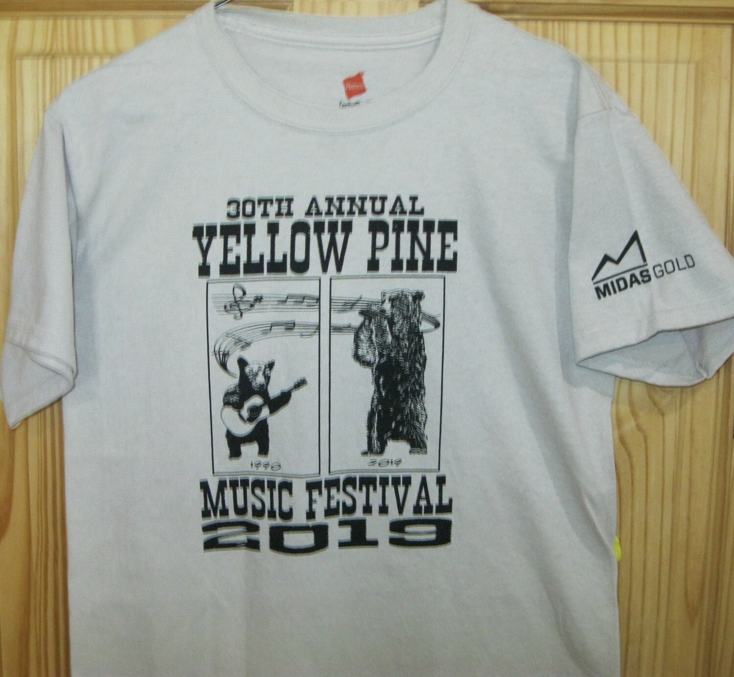 Light Sand 2019 Festival T-shirt