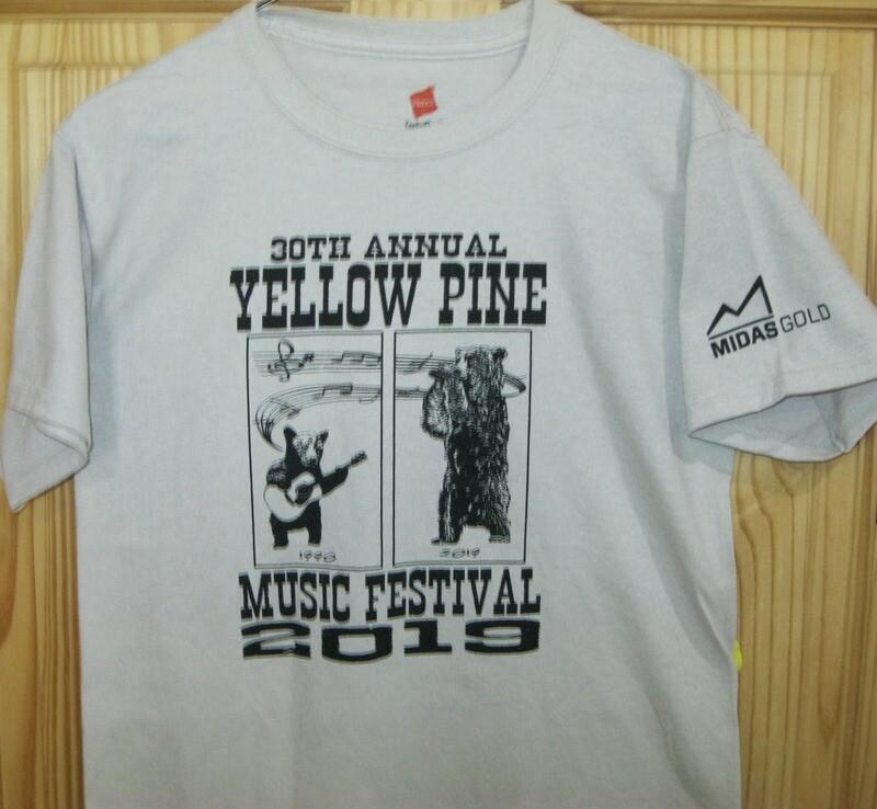 Light Sand 2019 Festival T-shirt