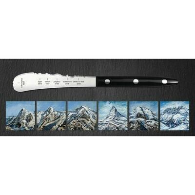 Frühstückmesser Best of Swiss Alpes, Panoramaknife