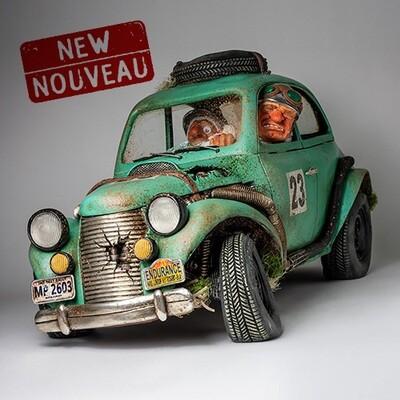 The Rally-Car, 50%
