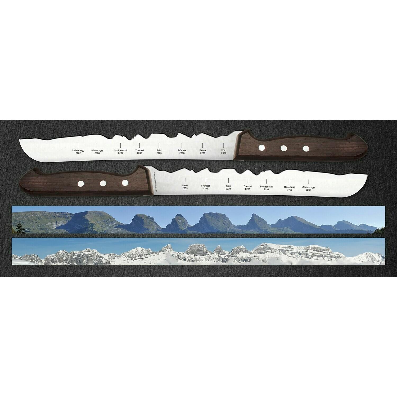Brotmesser Churfirsten, Panoramaknife
