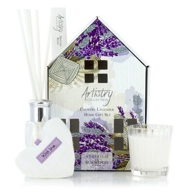 Artistry Country Lavendel Home Geschenkset