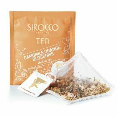 Sirocco Tee   Camomile Orange Blossom