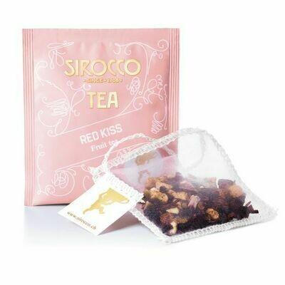 Sirocco Tee   Red Kiss