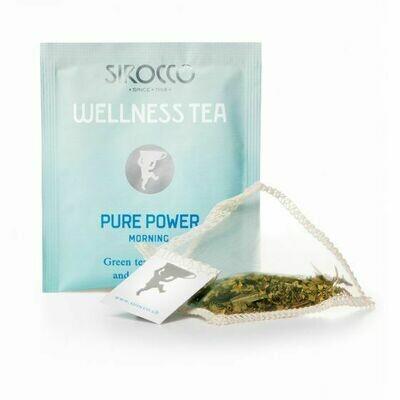 Sirocco Tee   Wellness Tea Pure Power