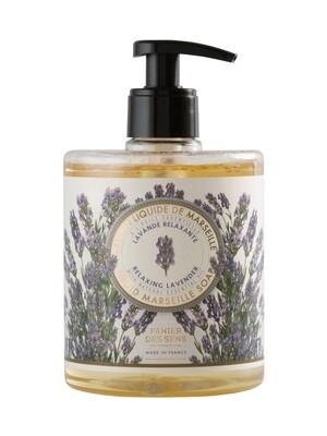 Lavendel Flüssigseife 500 ml