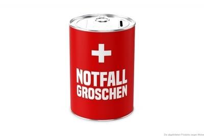 Spardose  - Notfall Groschen