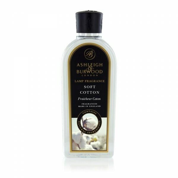 Nachfüllflasche Katalytische Lampe Soft Cotton Duft 250ml