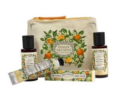 Orangenblüte Reise-Set 4er