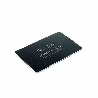 RFID - Schutzkarte