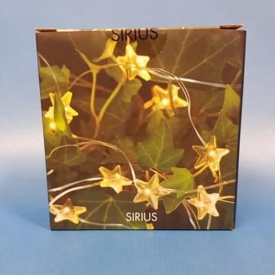 Sirius LED Lichterkette Trille, silver, 40 LED