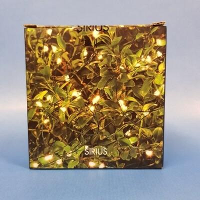 Sirius LED Lichterkette Knirke, clear green, 40 LED