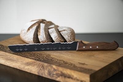 Brotmesser SÄNTIS, mit Teflonklinge