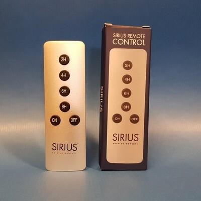 Sirius Remote Control mit Timerfunktionen