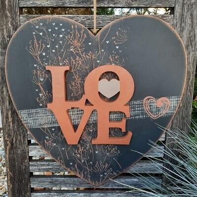 Schilderbilder Herz