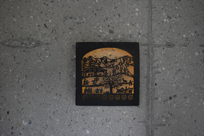 Alpenbild «La Tradition» MINI