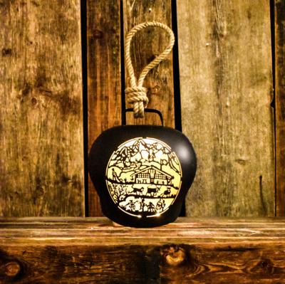 Glocke / Treichel Le Chalet ligne noir, Midi
