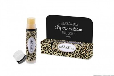 Lippenbalsam - Wildkatze